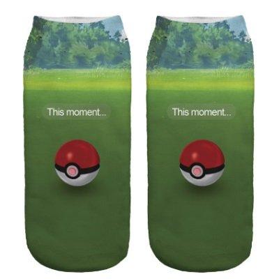 Pokemon sukat Valloittavan ihanat Pokemon sukat