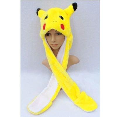 Pokemon Pikachu hattu
