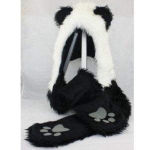Eläinhattu panda